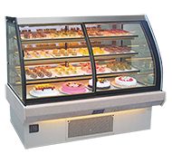 13LG 欧式冷藏展示柜