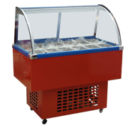 A型冰粥柜