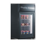 迷你冷冻冰淇淋展示柜