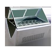 12AX 欧式豪华冰淇淋展示柜