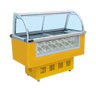 14RX 经济型冰激凌柜