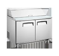 16SCL 带储料盒沙拉工作台