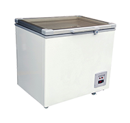 -45℃~-60℃冰淇淋金枪鱼水产海鲜平板玻璃冷冻展示柜