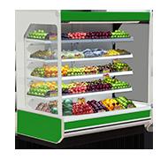 12TC 水果保鲜柜