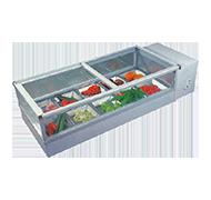 台式冷鲜柜