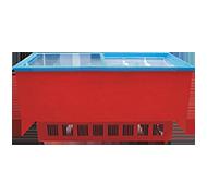 11SL 工程款热反射镀膜玻璃岛柜