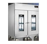 12XD 热风循环高温带推车消毒柜