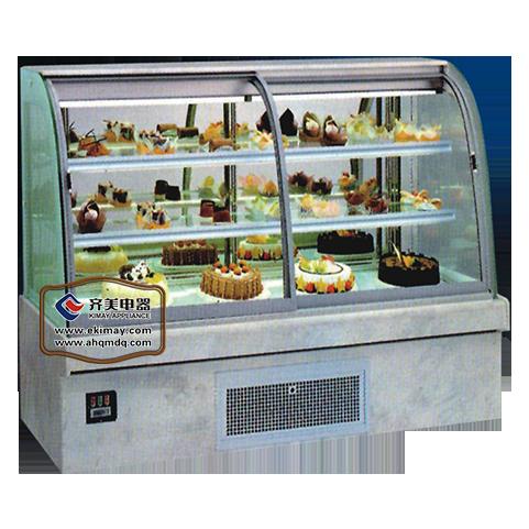 影响蛋糕柜耗电速度的因素